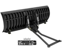 "Radlice Cycle Country Poly Plow 52"" (132cm) with adapters"