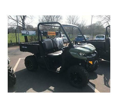 Can-Am Traxter HD8 PRO DPS model 2020